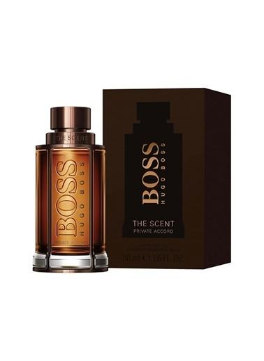 Hugo Boss Hugo Boss The Scent Prıvate Accord Edt 50 ml Renksiz